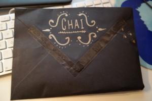 Födelsedagsbrev till Chai